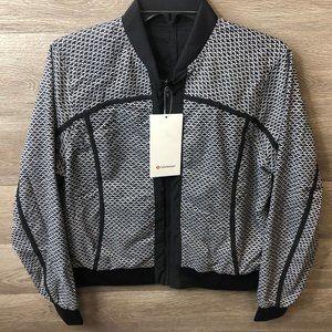 Lululemon Womens Size 10 Reversible Jacket New